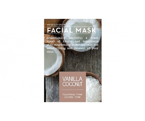 Vanilla Coconut facial mask