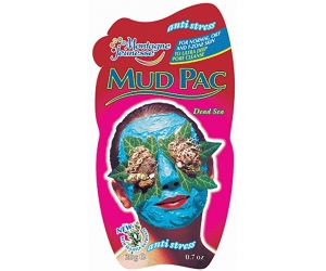 Dead sea mud pac( sheet)