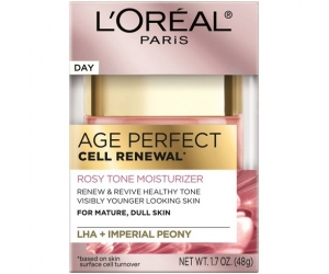 Kem dưỡng da L'Oreal Paris Age Perfect Cell Renew Rosy Radiance Cream 1.7oz