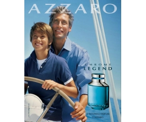 Nước hoa Nam Azzaro Chrome Legend 125ml EDT