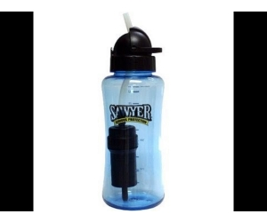 Sawyer SP140 Water Filter Bottle. Bình nước du lịch