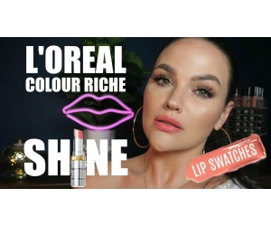 SON DƯỠNG MÀU L'OREAL PARIS COLOR RICHE SHINE ON COLOR RICHE 916