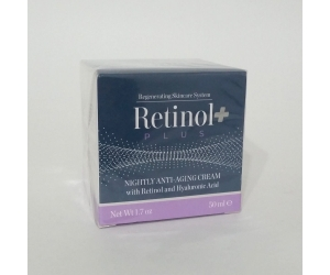 Retinol plus nightly anti_anging cream (50ml)