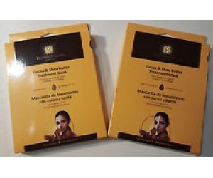 Cocoa & shea butter treatment mask(sheet)